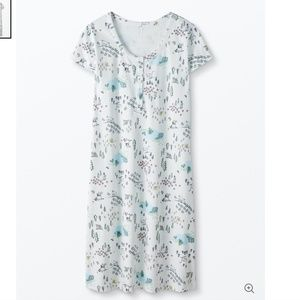 NWT Organic Cotton Critter Playtime Nightgown